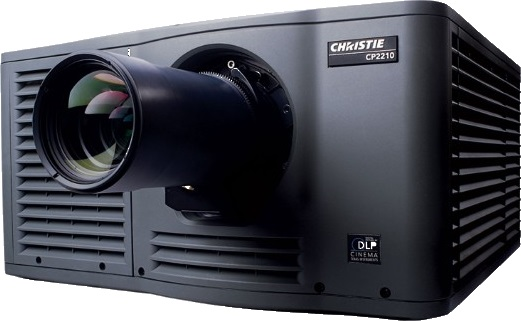 Christie CP2210 DCP