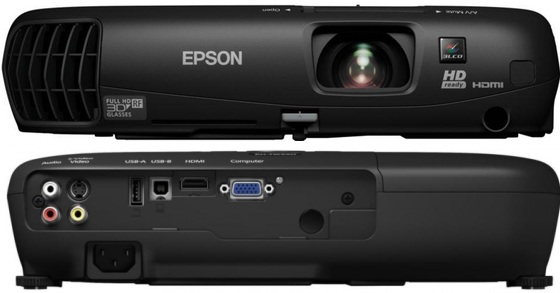 Epson EH-TW550 LCD